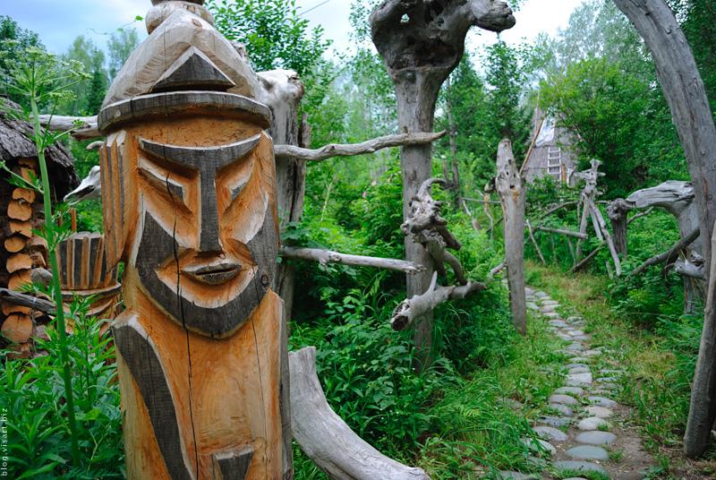 Siberian road to Altai