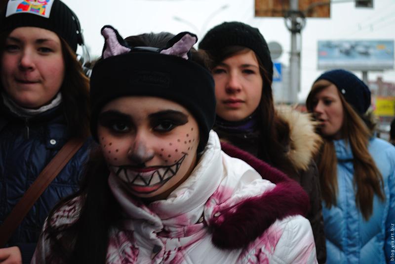 Зомби — парад