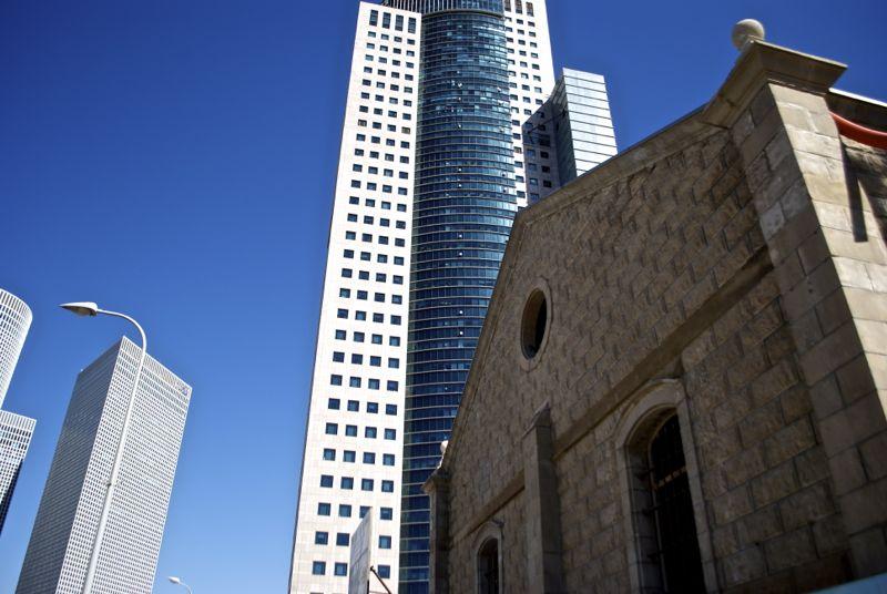 Sharona block in Tel aviv