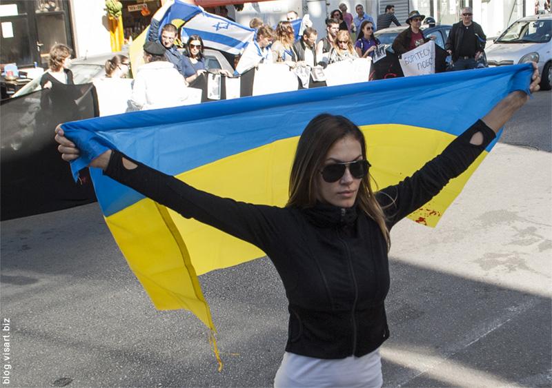 Моё мнение по ситуации в Украине.