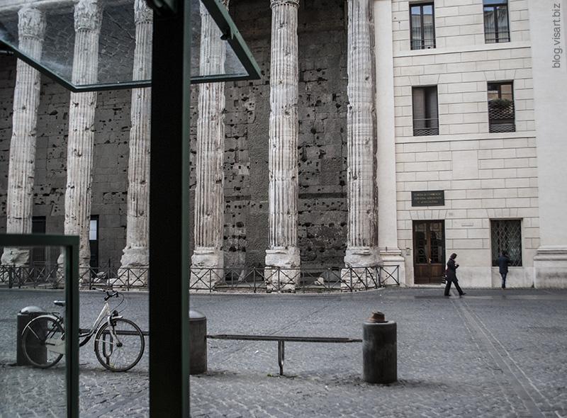 Novosibiren in Rome