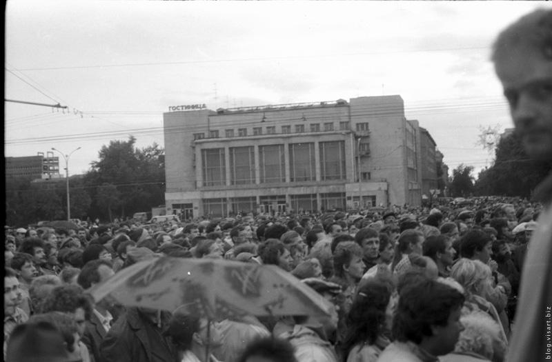 21 августа 1991 года – падение СССР