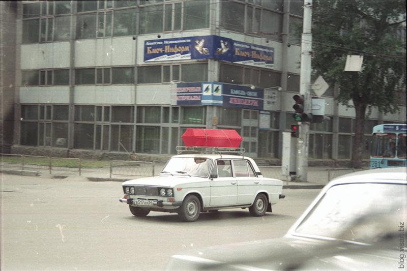 Лихие двухтысячные – Новосибирск